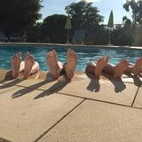Ah les vacances d'été, heureux comme des poissons dans l'eau!