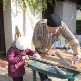 Fabrication des portes pour la sécurité des enfants