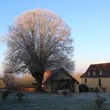 L'hiver s'installe doucement dans le domaine...
