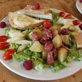 Une petite salade Périgourdine