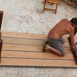 Fabrication maison de la table d'hôtes